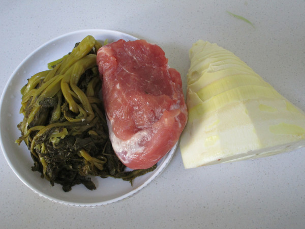 酸菜猪肉笋丝的做法大全