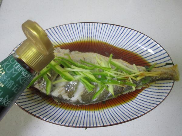 清蒸大黄鱼怎么做