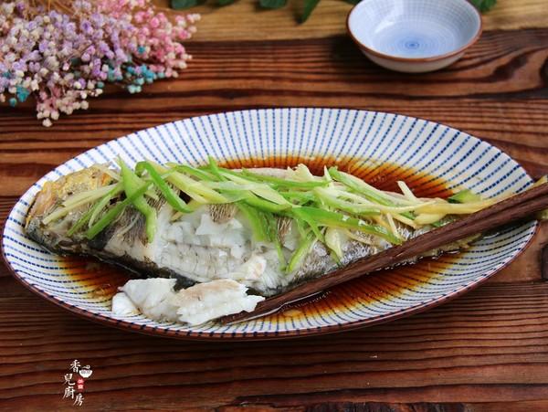 清蒸大黄鱼怎么煮