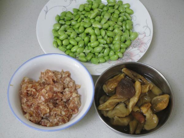 萝卜干肉末炒毛豆子的做法大全