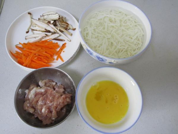 上海酸辣汤的做法图解