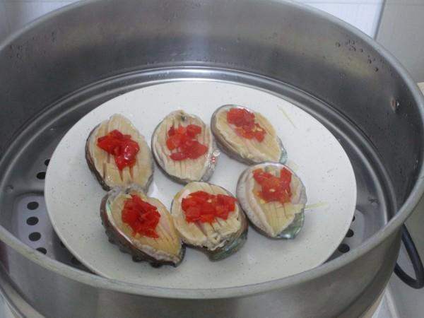 金针菇蒸鲍鱼怎么炒