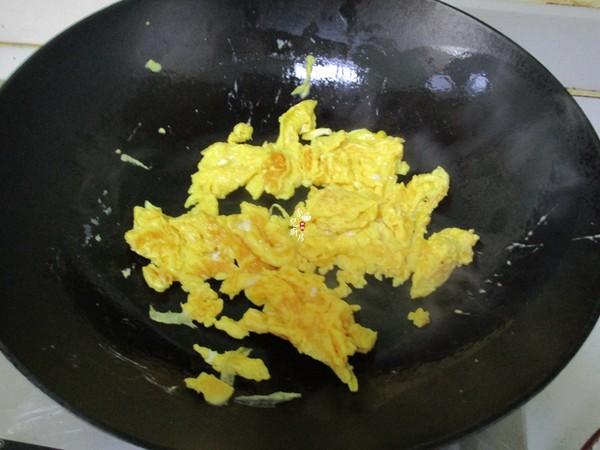 豌豆苗炒土鸡蛋的家常做法