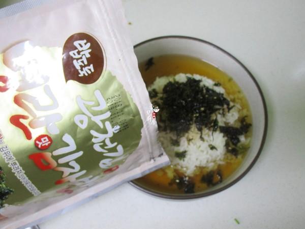茶泡饭的简单做法