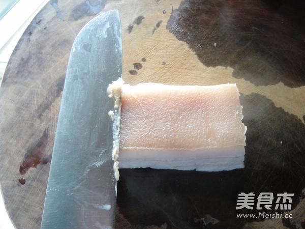 干锅白萝卜的简单做法