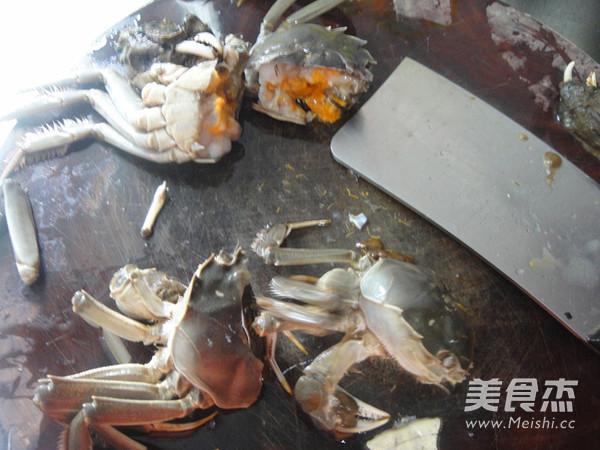 螃蟹年糕的简单做法