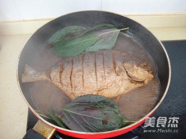 一品鲳鱼怎么煮