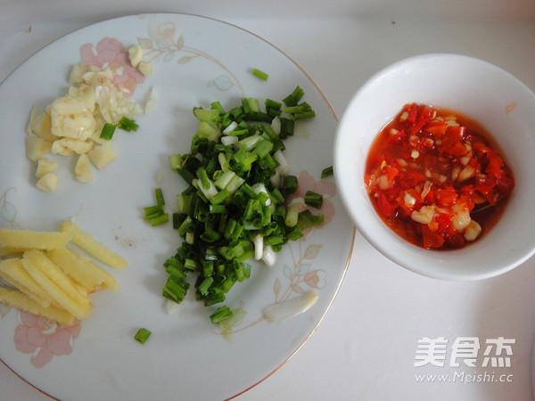 剁椒炒蛤蜊的做法图解