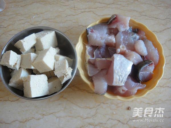 青鱼炖冻豆腐的做法大全