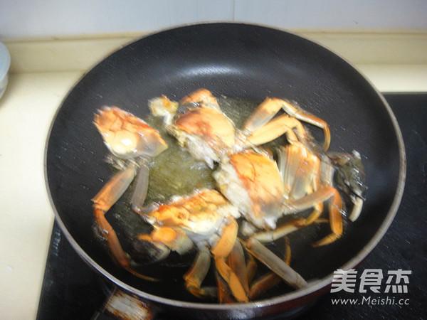 螃蟹年糕怎么做