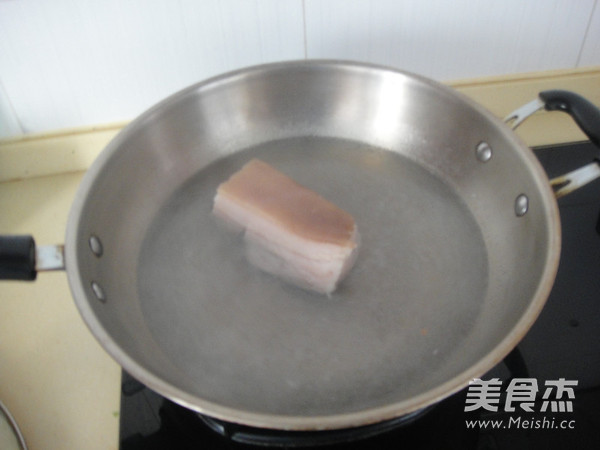 干锅白萝卜的家常做法