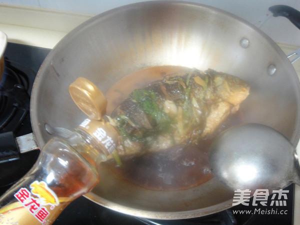 葱烤鲫鱼怎样炒