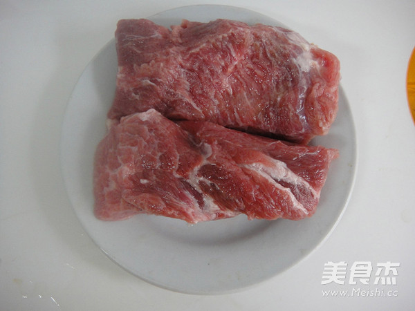 黑胡椒溜肉的做法大全