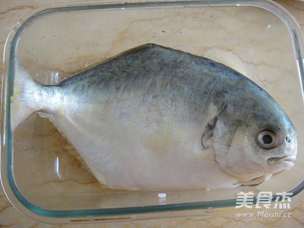 一品鲳鱼的做法大全