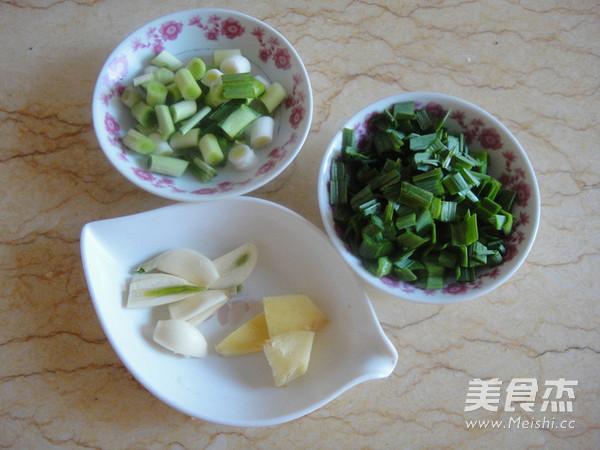 青鱼炖冻豆腐的做法图解