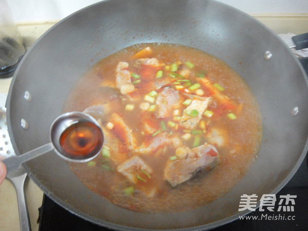 青鱼炖冻豆腐怎么煮