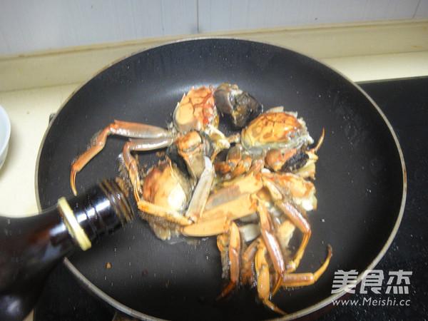螃蟹年糕怎么炖