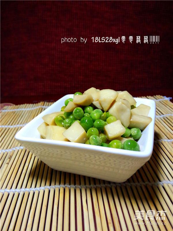 素炒豌豆怎么煮