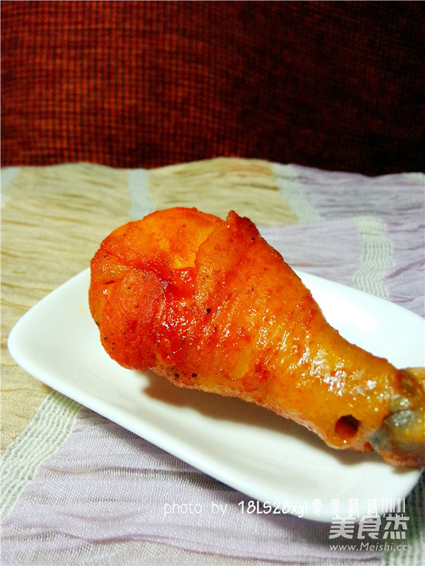 新奥尔良烤鸡腿怎么煮