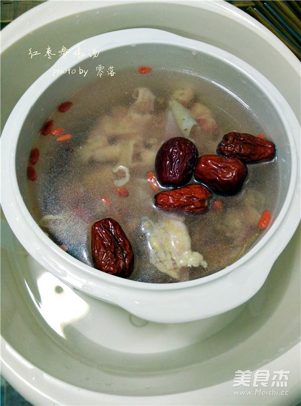 红枣参鸡汤怎么炒