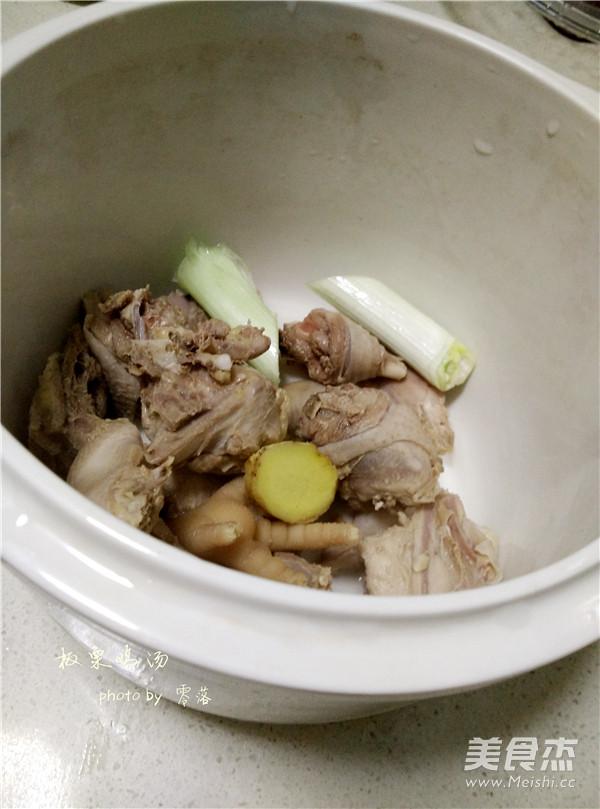 板栗鸡汤的简单做法