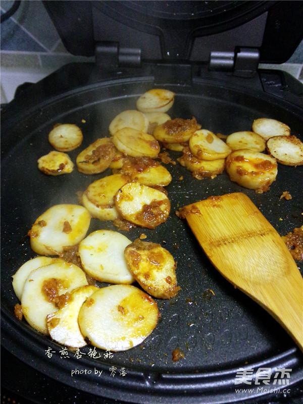 香煎杏鲍菇怎么做