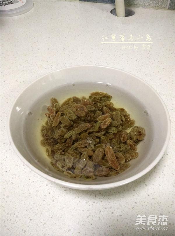 红薯葡萄干酱的家常做法