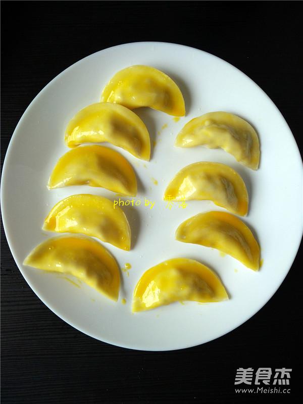 香甜黄金饺怎么炒