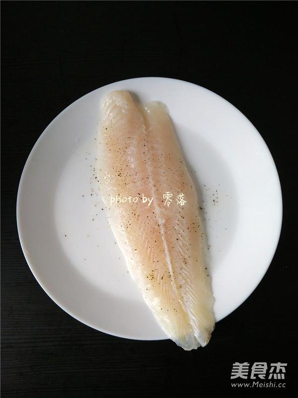 香酥鱼柳的做法图解