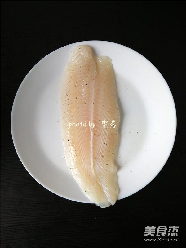 香酥鱼柳的家常做法