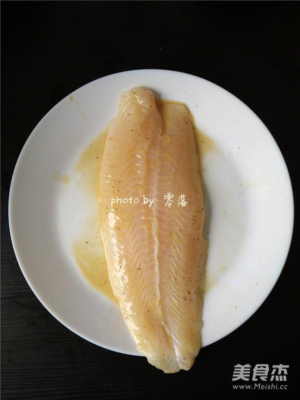 香酥鱼柳怎么吃
