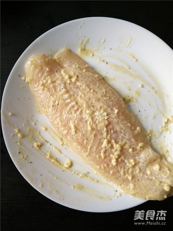 香酥鱼柳怎么做