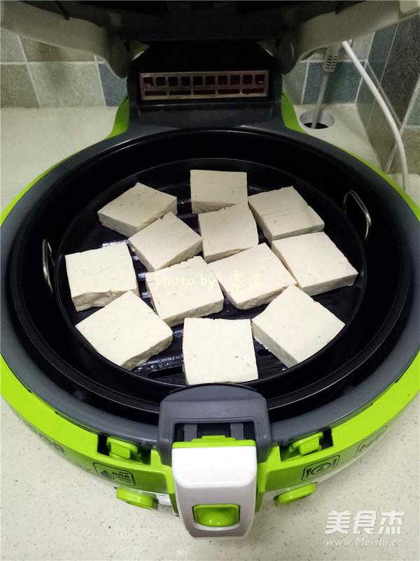 秘制酱香豆腐的家常做法