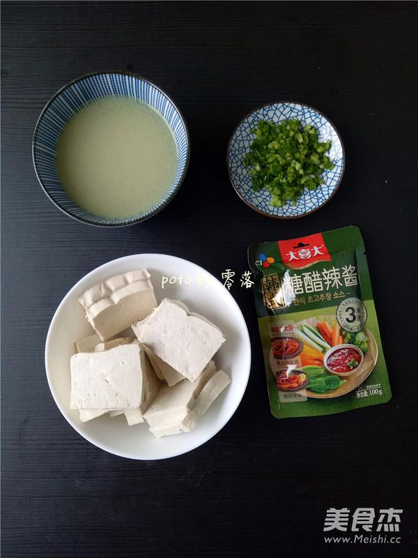 糖醋辣酱豆腐的做法大全