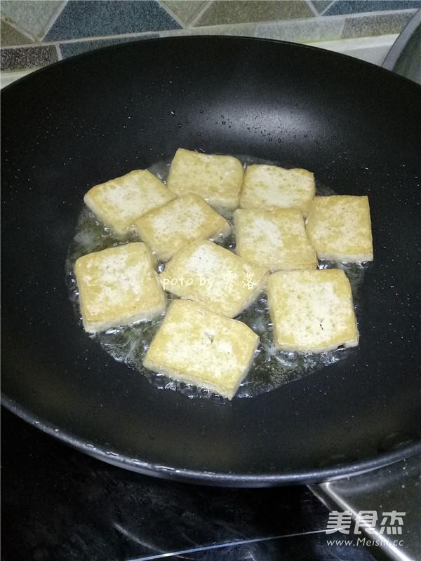 糖醋辣酱豆腐的家常做法