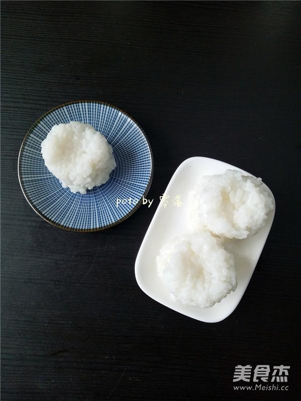 米饭夹心可可蛋糕的做法图解