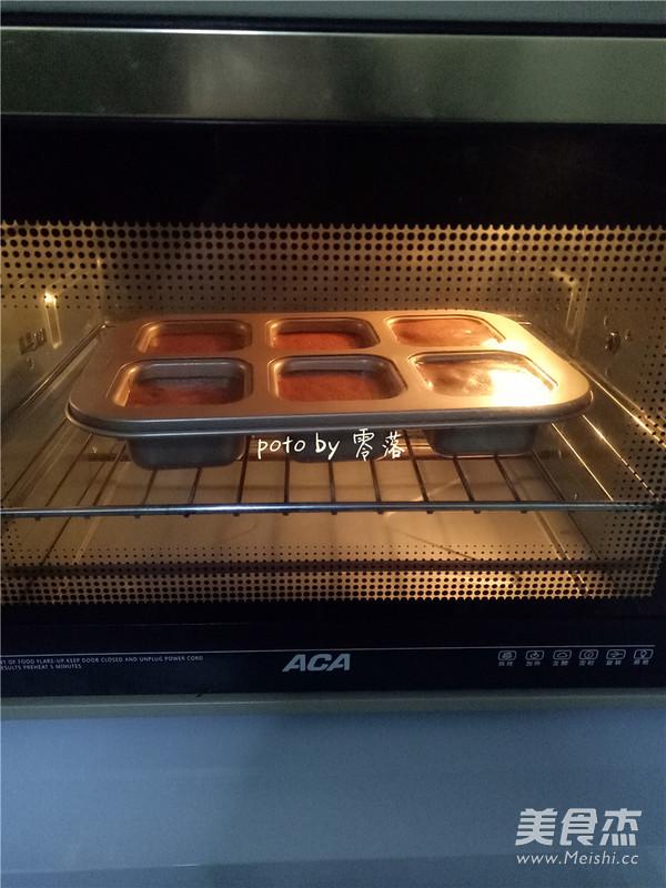 米饭夹心可可蛋糕怎样煮