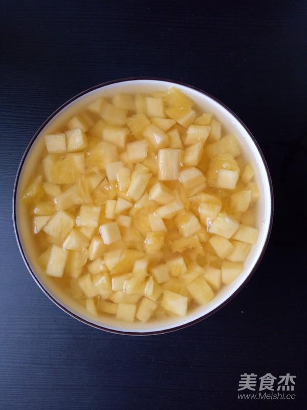 菠萝罐头的家常做法