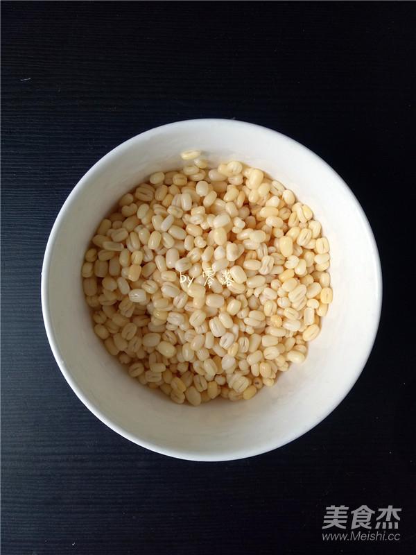 绿豆薏仁糖水怎么吃