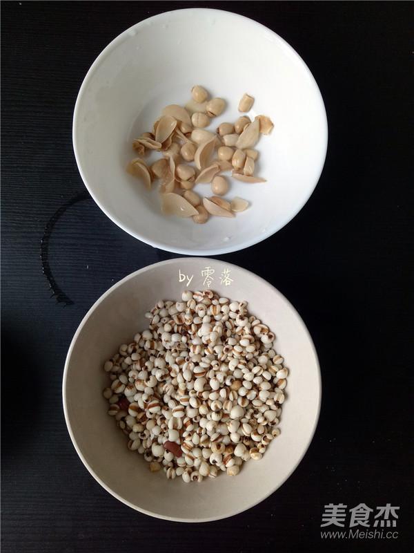 绿豆薏仁糖水怎么做