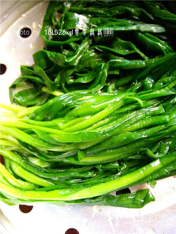 烤韭菜的简单做法
