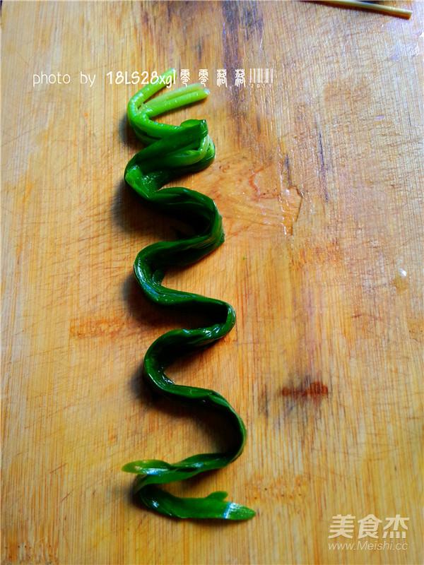 烤韭菜怎么做