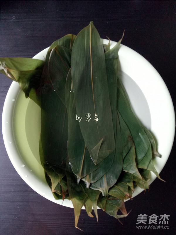 口口鲜肉粽的家常做法