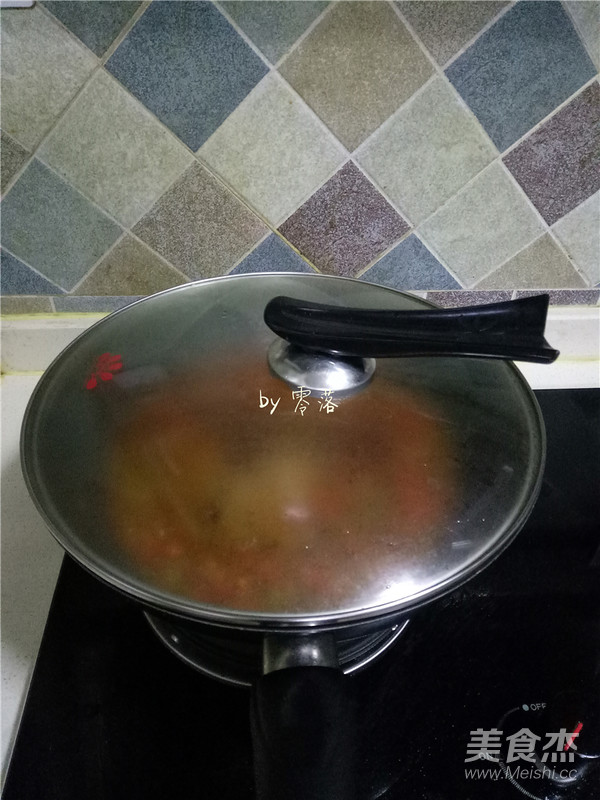 酸辣热干面怎样炒