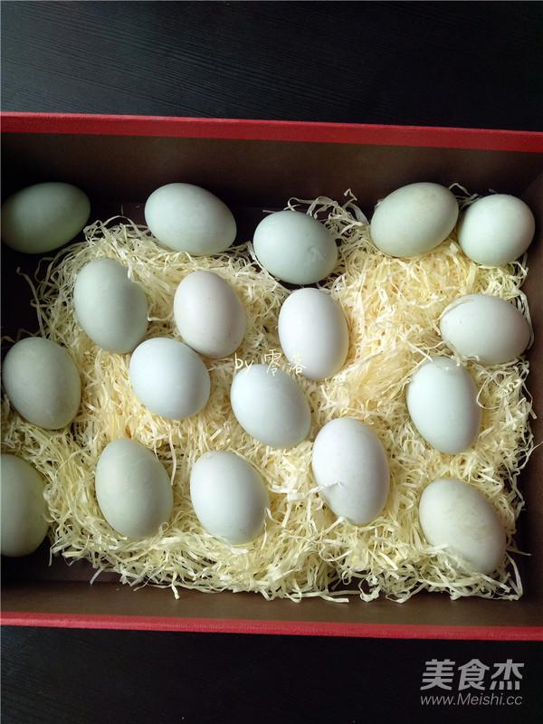 自制咸鸭蛋的做法图解