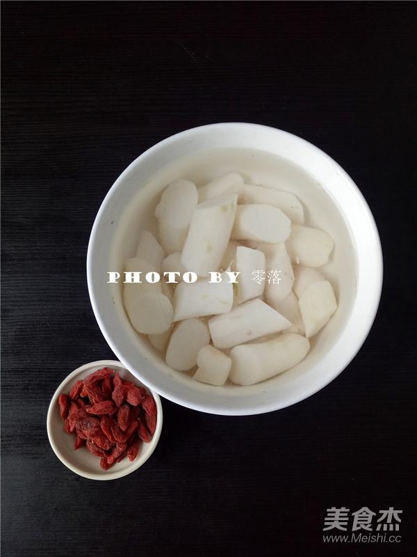 山药排骨汤的家常做法