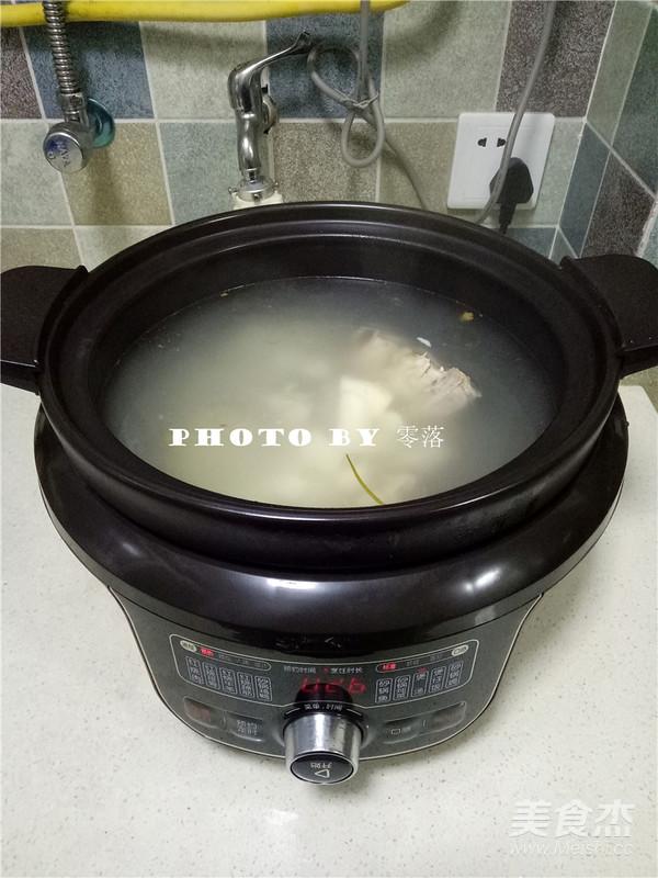 山药排骨汤怎么煮