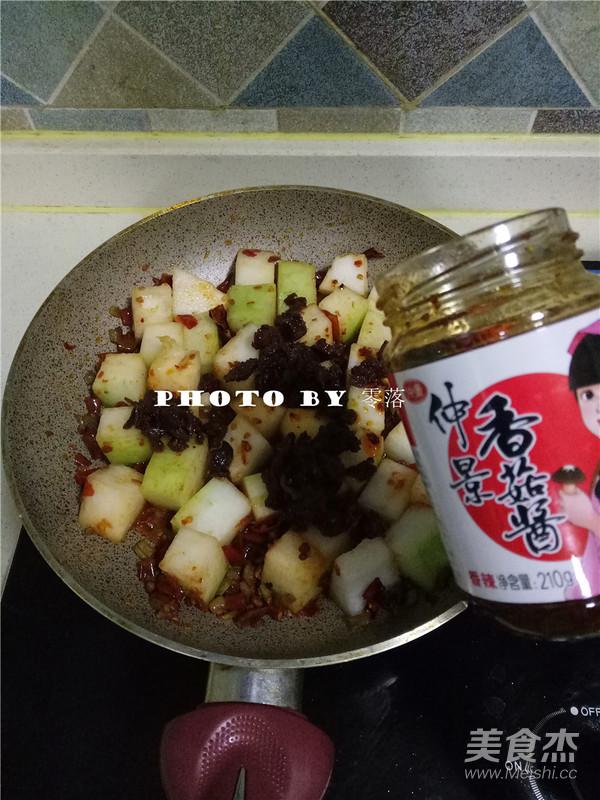 泡椒冬瓜怎么煮