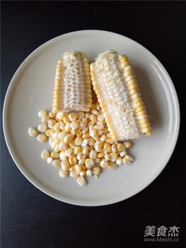尖椒玉米粒的做法图解