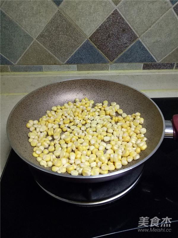 尖椒玉米粒怎么做
